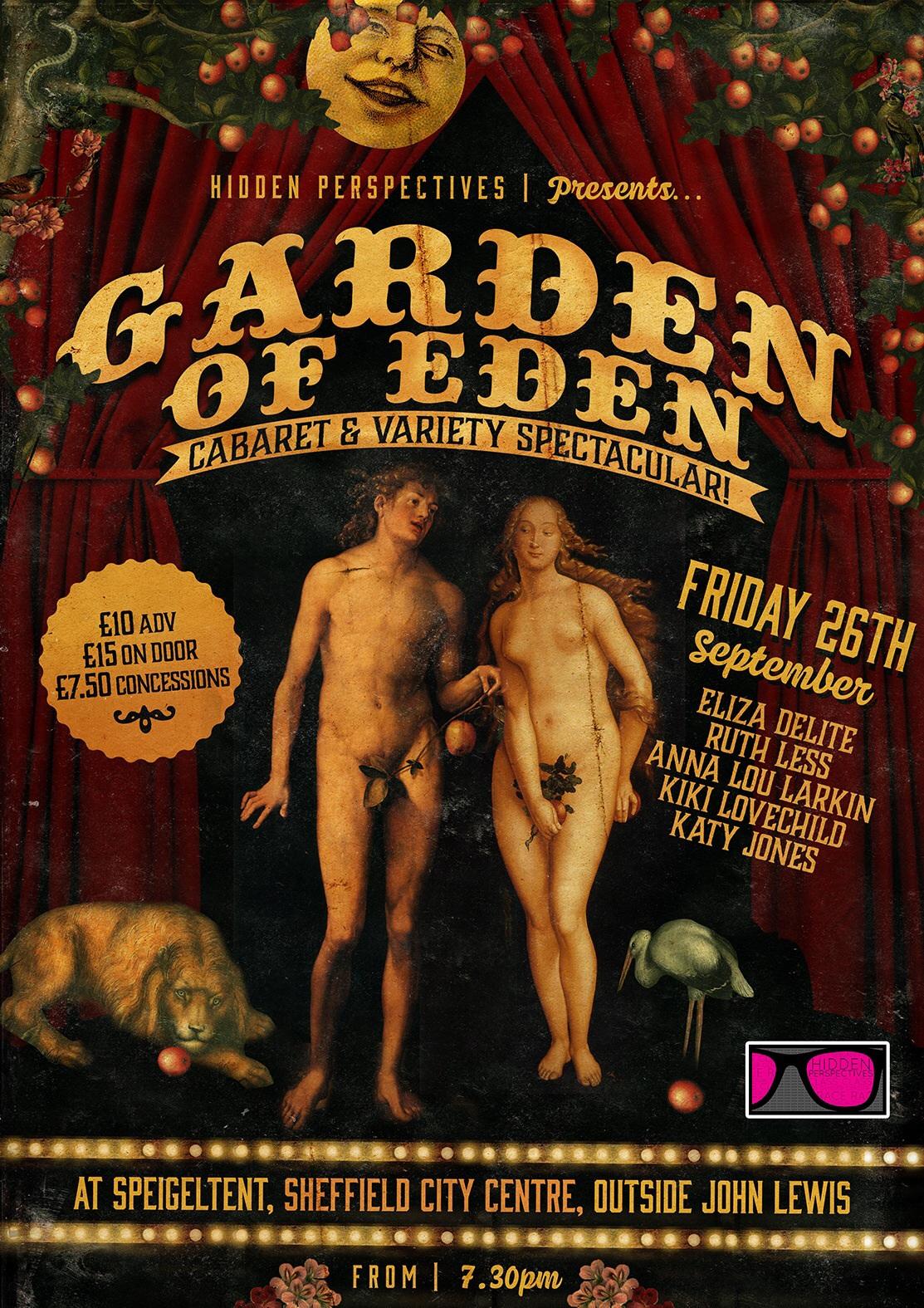 Garden of Eden | Hidden Perspectives
