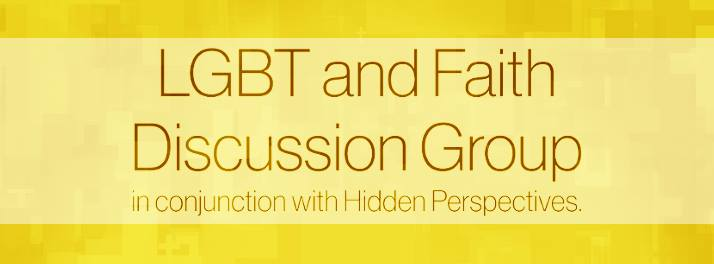 LGBT and Faith Discussion Group copy