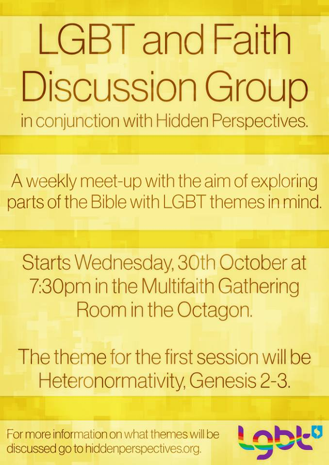 LGBT and Faith Discussion Group II copy